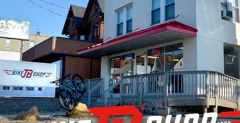 JB's Bike Shop