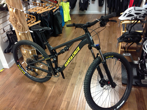 Santa Cruz 5010 Alloy Mountain Bike