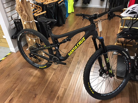 Santa Cruz 5010 C Mountain Bike
