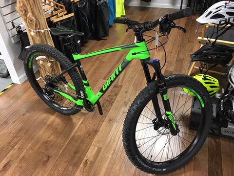 Giant XTC Mountain Bike