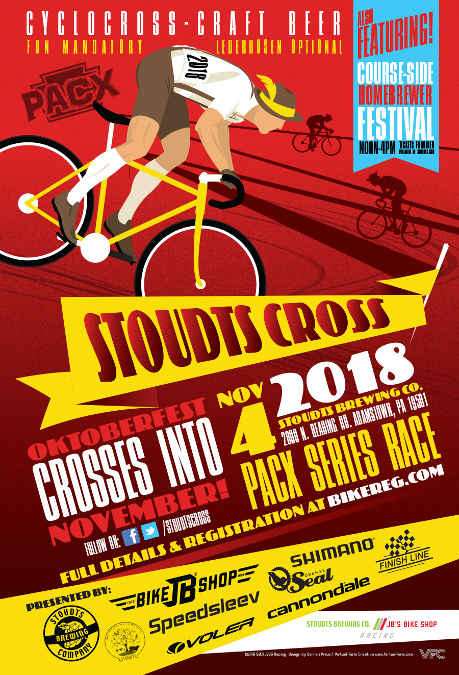 Stoudts Cross Cyclocross Race, Pennsylvania